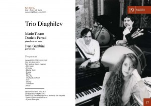 Trio Diaghilev